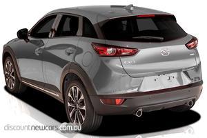 2021 Mazda CX-3 sTouring DK Manual FWD