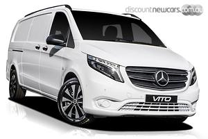 2021 Mercedes-Benz Vito 119CDI LWB Auto