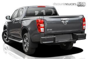 2021 Mazda BT-50 XTR TF Auto 4x2 Dual Cab