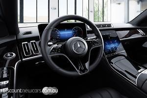2021 Mercedes-Benz S-Class S450 Auto 4MATIC