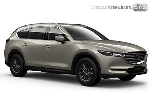 2021 Mazda CX-8 Touring KG Series Auto i-ACTIV AWD