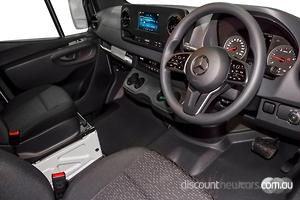 2021 Mercedes-Benz Sprinter 516CDI Medium Wheelbase Auto RWD Dual Cab