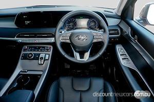 2021 Hyundai Palisade Auto 2WD MY21