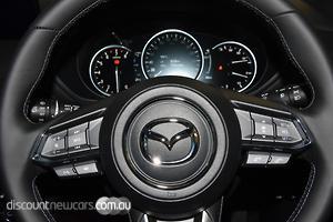 2021 Mazda CX-5 Akera KF Series Auto i-ACTIV AWD