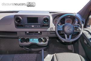 2021 Mercedes-Benz Sprinter 414 Transfer Medium Wheelbase Auto RWD