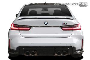 2021 BMW M3 Competition G80 Auto