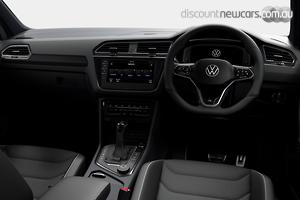 2021 Volkswagen Tiguan 162TSI R-Line 5N Auto 4MOTION MY21