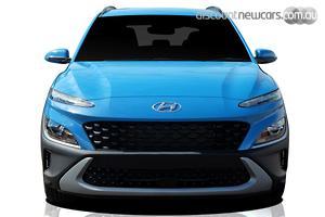 2021 Hyundai Kona Active Auto 2WD MY21