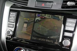 2021 Nissan Navara ST D23 Manual 4x4 Dual Cab