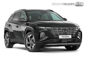 2021 Hyundai Tucson Highlander Auto AWD MY22