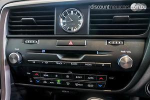 2021 Lexus RX RX450hL Luxury Auto 4x4