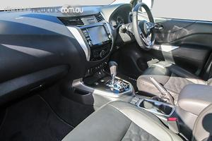 2021 Nissan Navara ST-X D23 Auto 4x4 Dual Cab