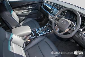 2021 SsangYong Korando Ultimate Auto 2WD MY21