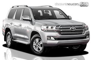 2021 Toyota Landcruiser GXL Auto 4x4