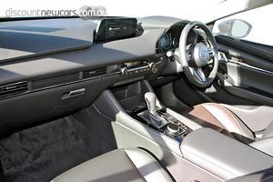 2021 Mazda 3 G25 GT BP Series Auto