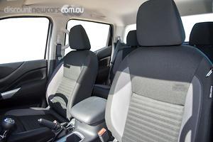 2021 Nissan Navara SL D23 Manual 4x4 Dual Cab