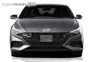 2021 Hyundai i30 N Line Special Edition Auto MY21