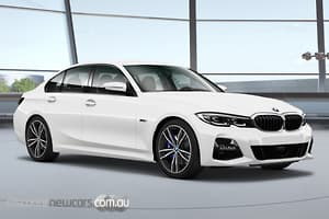 2021 BMW 3 Series 330e M Sport G20 Auto