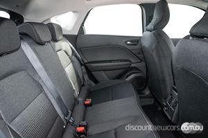 2021 Renault Captur Zen Auto