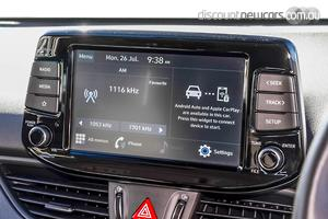 2021 Hyundai i30 Active Auto MY22