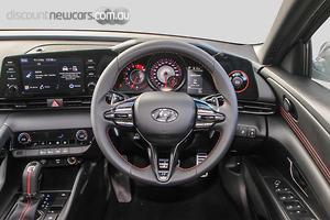 2021 Hyundai i30 N Line Premium Auto MY21