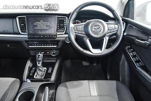2021 Mazda BT-50 XTR TF Auto 4x4 Dual Cab