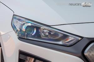 2021 Hyundai IONIQ electric Elite Auto MY22