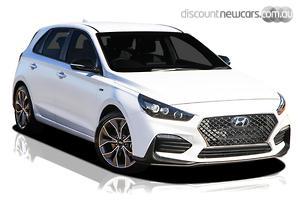 2021 Hyundai i30 N Line Manual MY22