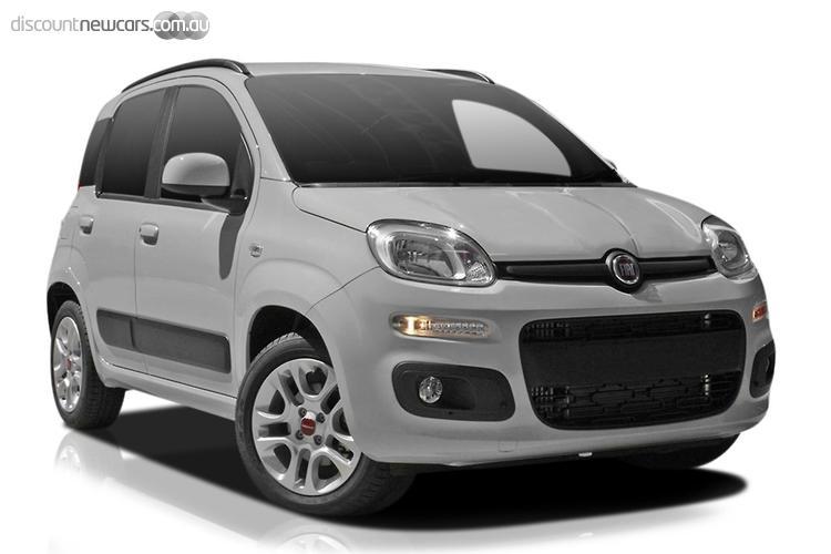 2014 Fiat Panda Lounge Auto