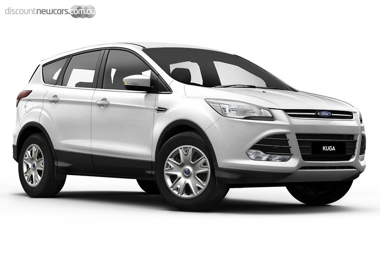 2014 Ford Kuga TF Ambiente 2WD