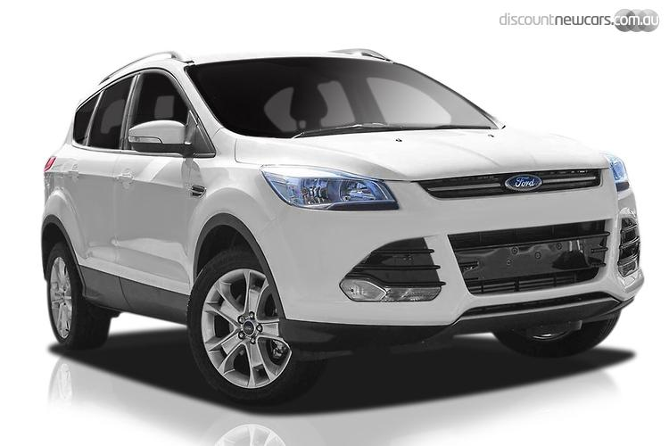 2014 Ford Kuga TF MkII Trend Sports Automatic AWD MY15