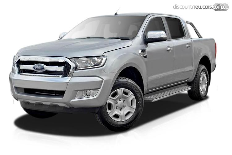 2015 Ford Ranger XLT PX MkII Auto 4x4