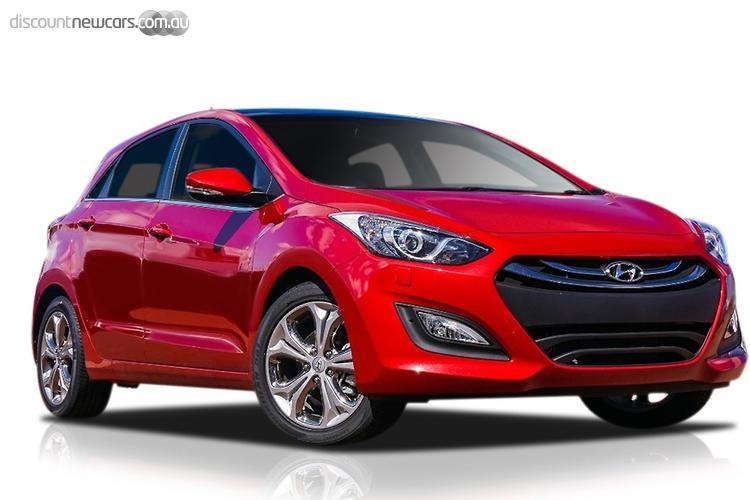 2014 Hyundai i30 Premium MY14 Sports Automatic