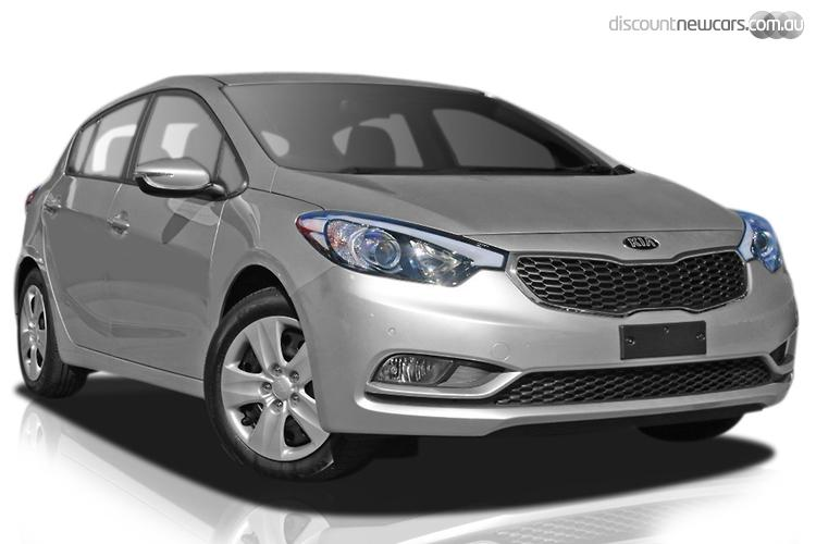 2014 Kia Cerato S MY15 Sports Automatic