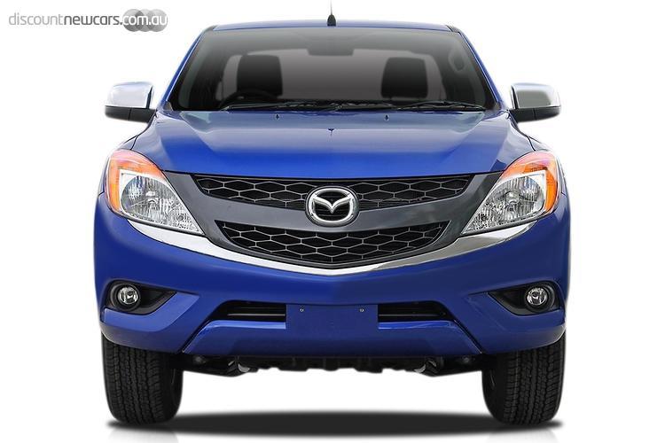 2014 Mazda BT-50 XTR Sports Automatic