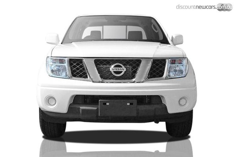 2014 Nissan Navara D40 Series 8 RX