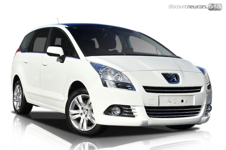 2013 Peugeot 5008 Active HDi MY13