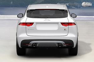 2019 Jaguar F-PACE 35t S Auto AWD MY20