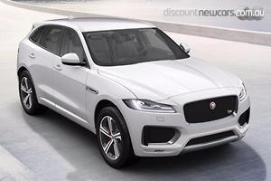 2020 Jaguar F-PACE 30d S Auto AWD MY20