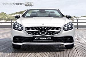 2019 Mercedes-Benz SLC-Class SLC43 AMG Auto