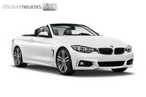 2020 BMW 4 Series 420i M Sport F33 LCI Auto