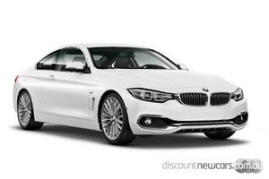 2020 BMW 4 Series 430i Luxury Line F32 LCI Auto