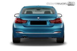 2020 BMW 4 Series 420i Luxury Edition F32 LCI Auto