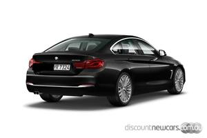 2020 BMW 4 Series 420i Luxury Edition F36 LCI Auto