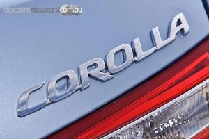 2019 Toyota Corolla Ascent Manual