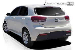 2020 Kia Rio S Auto MY20
