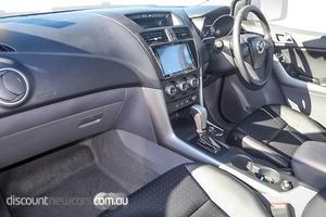 2019 Mazda BT-50 GT UR Auto 4x4 Dual Cab