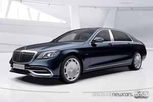 2019 Mercedes-Benz S-Class Maybach S650 Auto