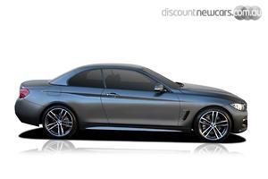 2020 BMW 4 Series 430i M Sport F33 LCI Auto