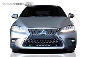 2019 Lexus CT200h Sports Luxury Auto